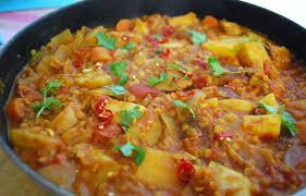curry vegetarian