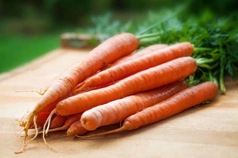 orange vegetable