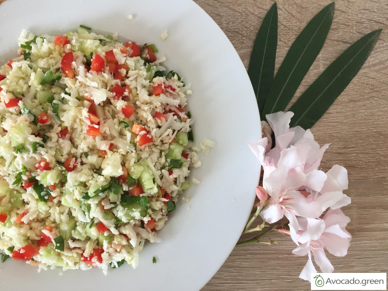 Рецепты по пятницам: кус-кус из цветной капусты
