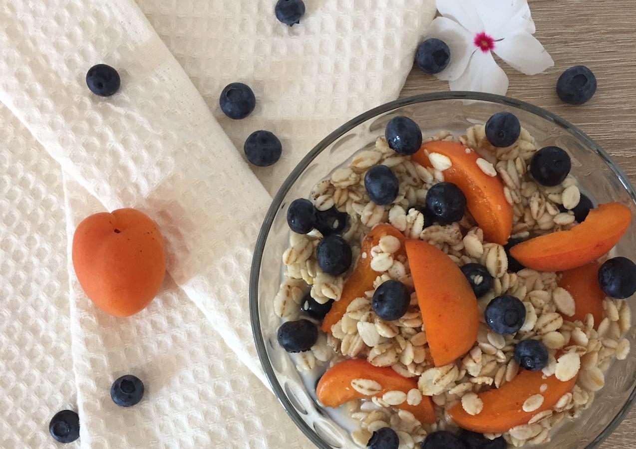 Рецепты по пятницам: простой и полезный завтрак