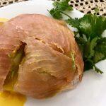 авокадо с сёмгой рецепт