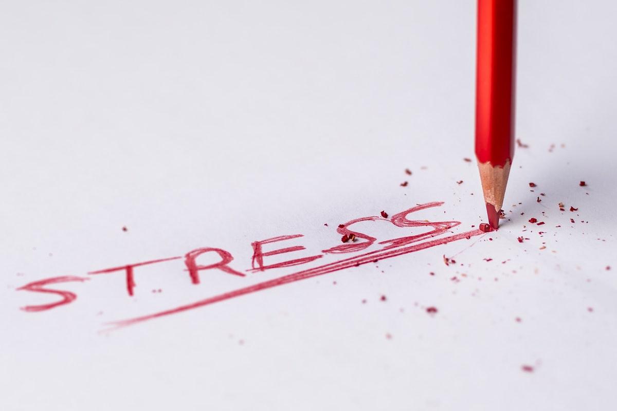 синдром уставших надпочечников, стресс