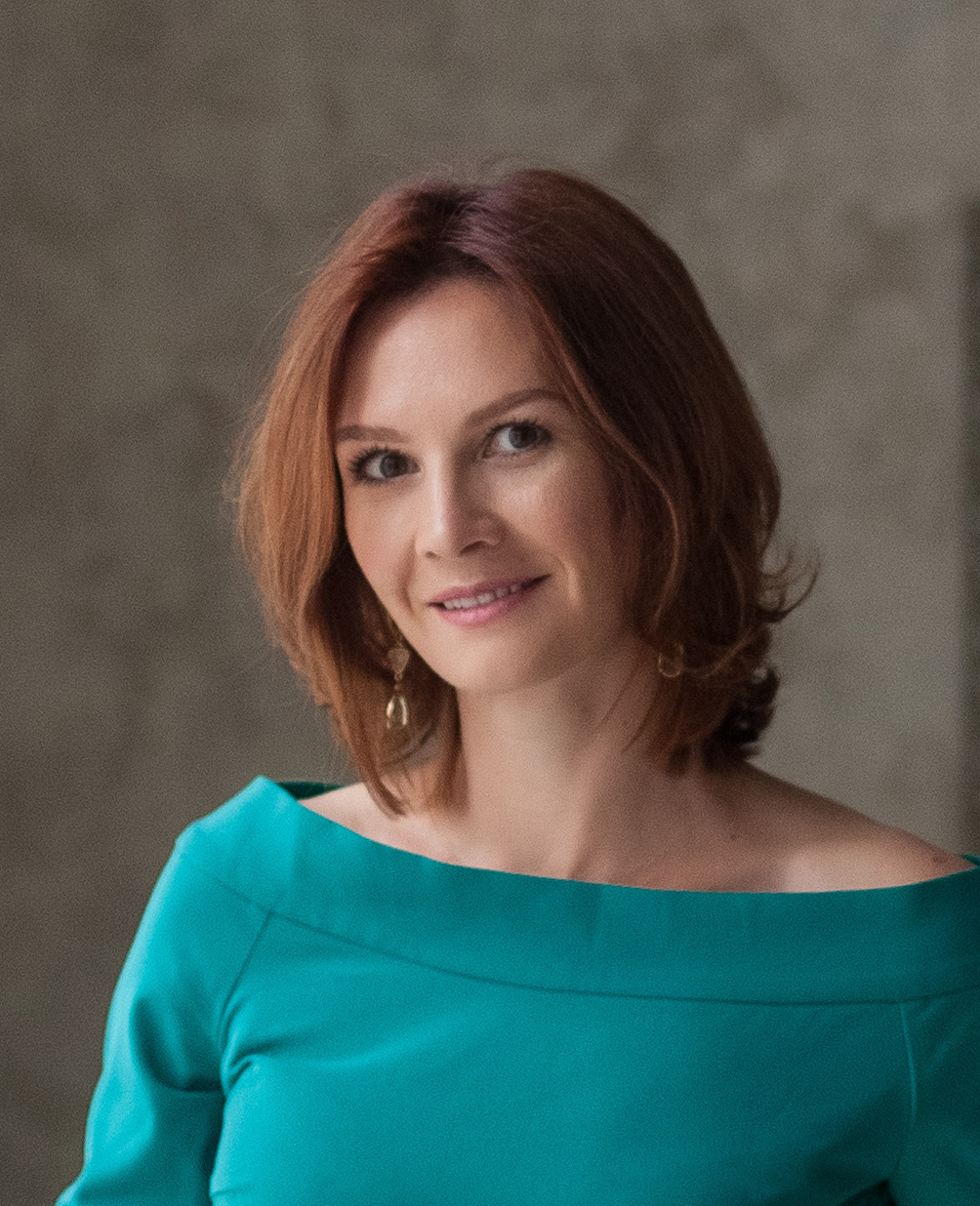Екатерина Андреева — специалист по аюрведическому питанию