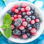 Витаминизация зимой: свежее или замороженное?